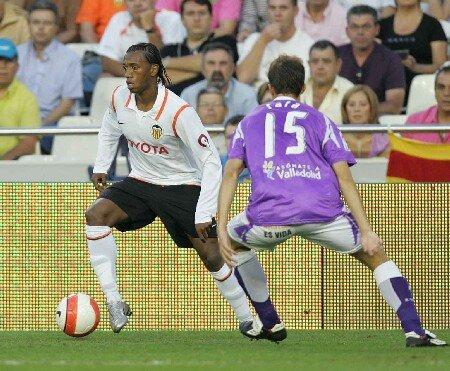 15.09.2007: Valencia CF 2 - 1 Real Valladolid