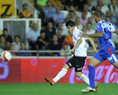 26.09.2007: Valencia CF 2 - 1 Getafe CF