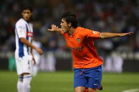 30.09.2007: Rec. Huelva 0 - 1 Valencia CF