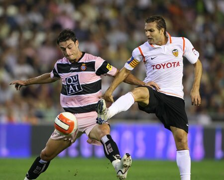 06.10.2007: Valencia CF 1 - 2 RCD Espanyol