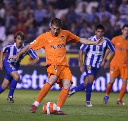 20.10.2007: Dep. Coruña 2 - 4 Valencia CF