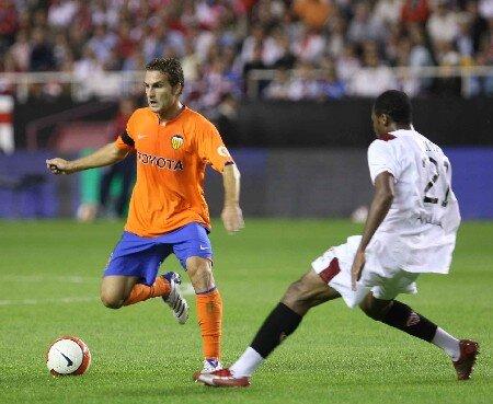 28.10.2007: Sevilla FC 3 - 0 Valencia CF