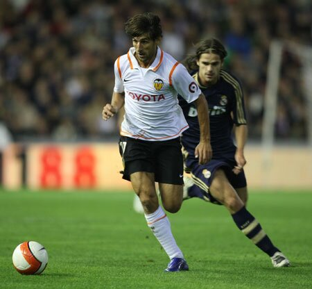 31.10.2007: Valencia CF 1 - 5 Real Madrid