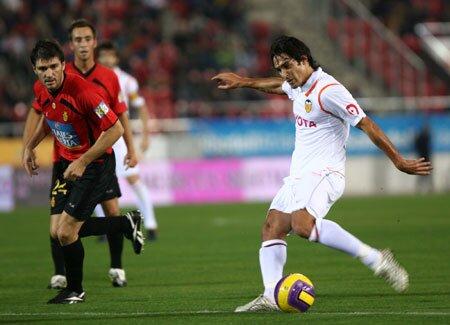 03.11.2007: RCD Mallorca 0 - 2 Valencia CF
