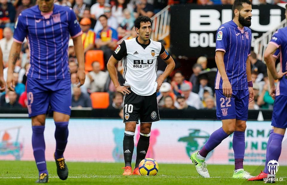 04.11.2017: Valencia CF 3 - 0 CD Leganés