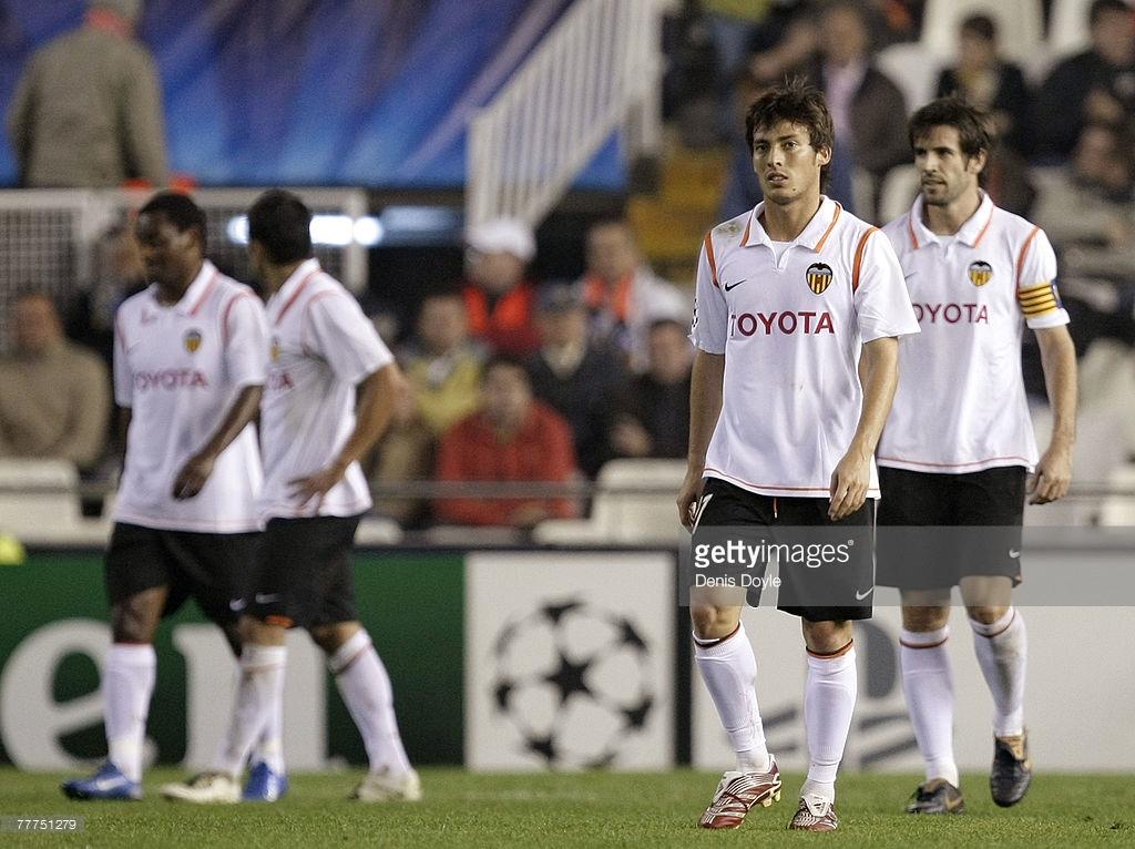 06.11.2007: Valencia CF 0 - 2 Rosenborg BK