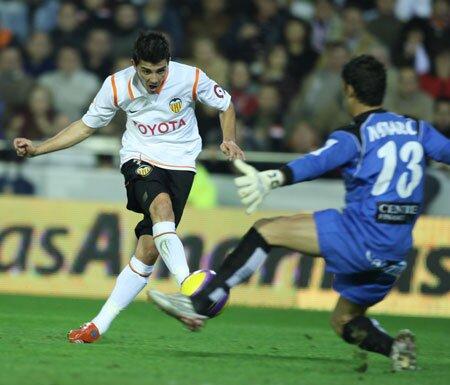 10.11.2007: Valencia CF 3 - 0 Real Murcia