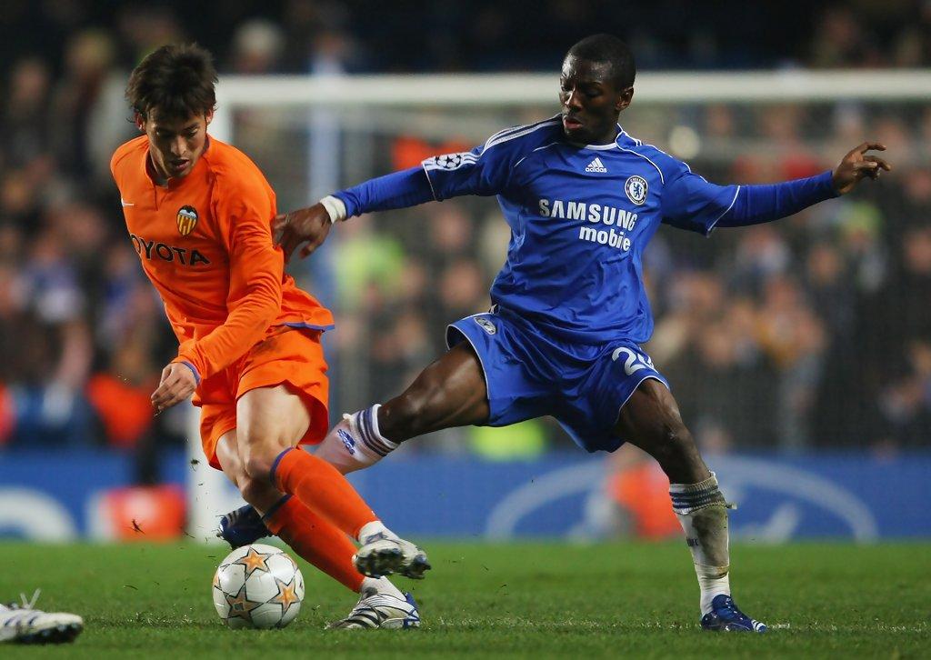 11.12.2007: Chelsea FC 0 - 0 Valencia CF