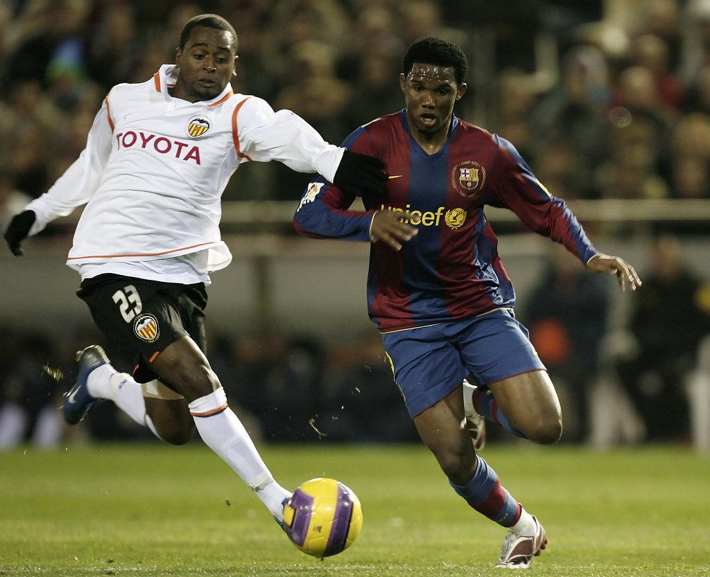 15.12.2007: Valencia CF 0 - 3 FC Barcelona