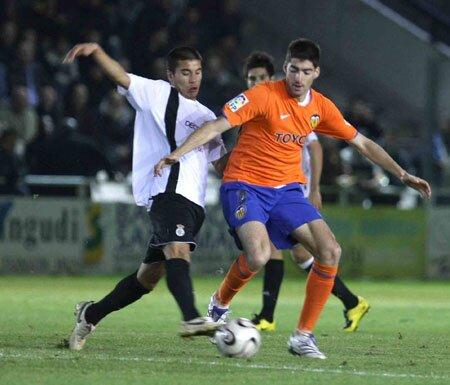19.12.2007: Real Unión 1 - 2 Valencia CF