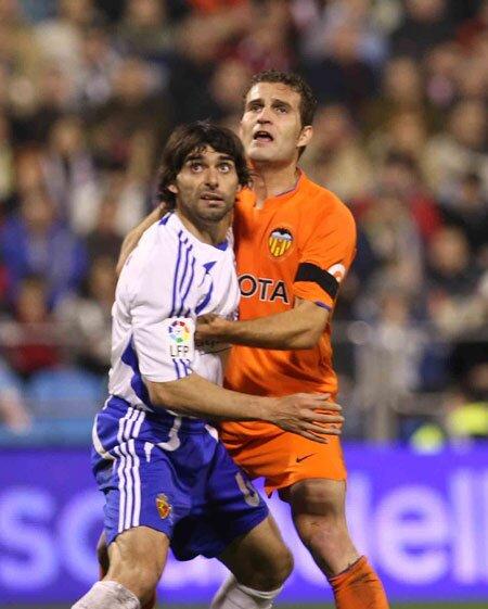 22.12.2007: Real Zaragoza 2 - 2 Valencia CF