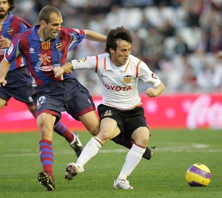 06.01.2008: Valencia CF 0 - 0 Levante UD