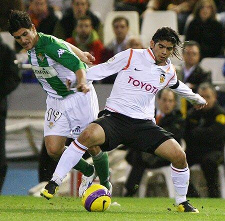 16.01.2008: Valencia CF 2 - 1 Real Betis