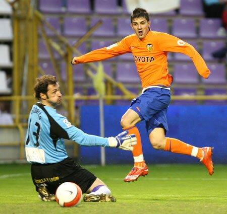 03.02.2008: Real Valladolid 0 - 2 Valencia CF