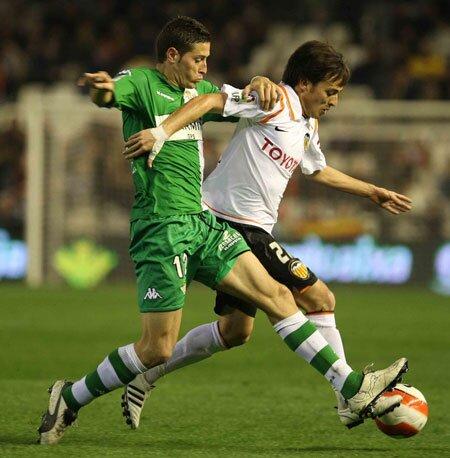 10.02.2008: Valencia CF 3 - 1 Real Betis