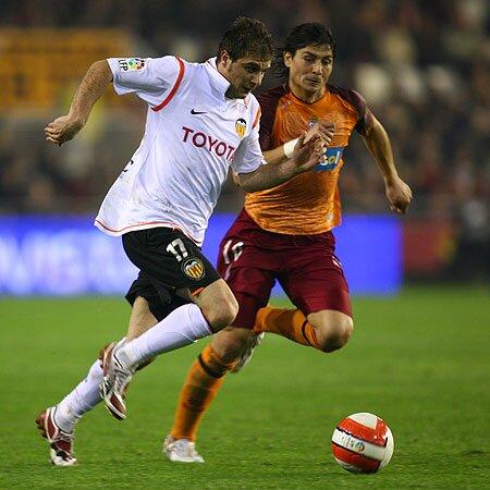 23.02.2008: Valencia CF 1 - 1 Rec. Huelva