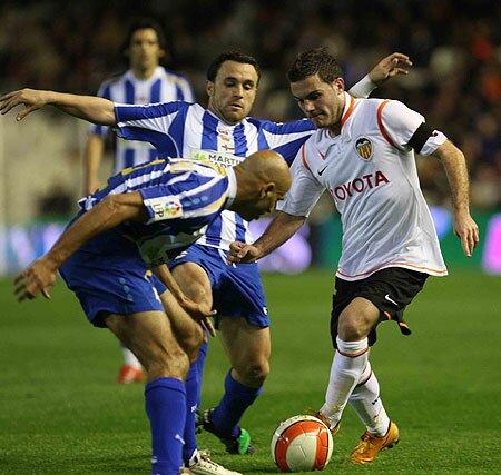 09.03.2008: Valencia CF 2 - 2 Dep. Coruña