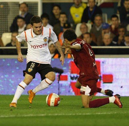 15.03.2008: Valencia CF 1 - 2 Sevilla FC