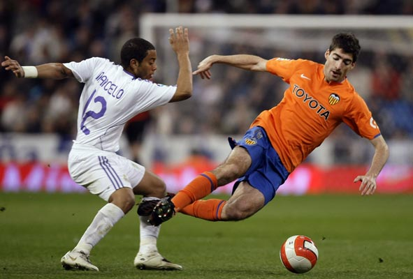 23.03.2008: Real Madrid 2 - 3 Valencia CF