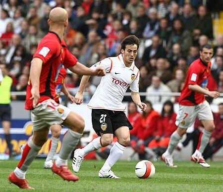 30.03.2008: Valencia CF 0 - 3 RCD Mallorca
