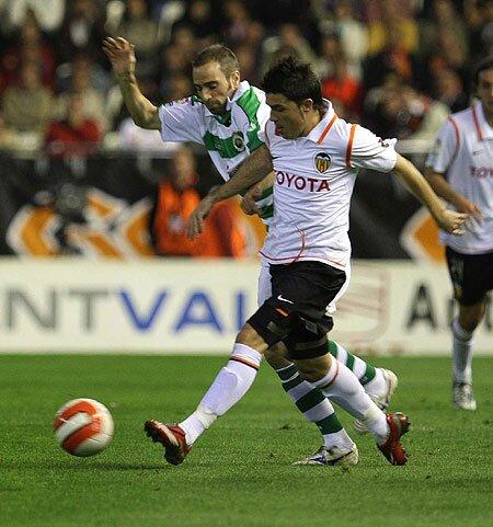 12.04.2008: Valencia CF 1 - 2 Rac. Santander