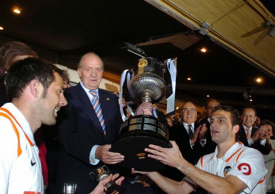 16.04.2008: Valencia CF 3 - 1 Getafe CF