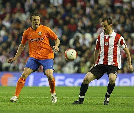 20.04.2008: Athletic Club 5 - 1 Valencia CF