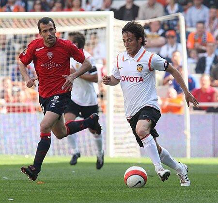 27.04.2008: Valencia CF 3 - 0 CA Osasuna