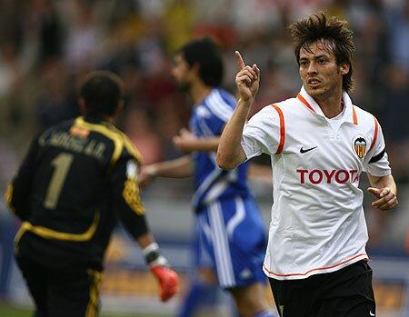 07.05.2008: Valencia CF 1 - 0 Real Zaragoza