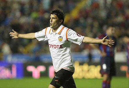 11.05.2008: Levante UD 1 - 5 Valencia CF