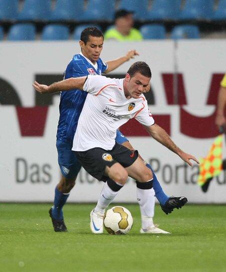 26.07.2008: VfL Bochum 0 - 1 Valencia CF