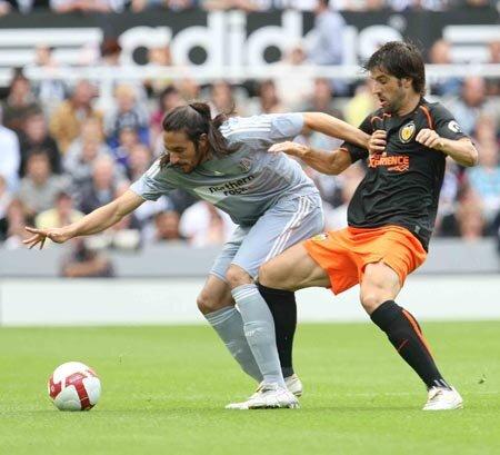 09.08.2008: Newcastle 2 - 1 Valencia CF