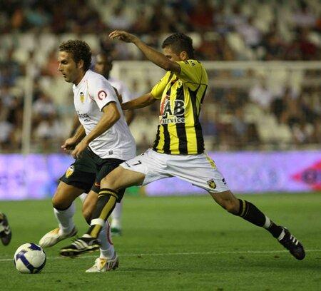 12.08.2008: Valencia CF 3 - 1 Vitesse