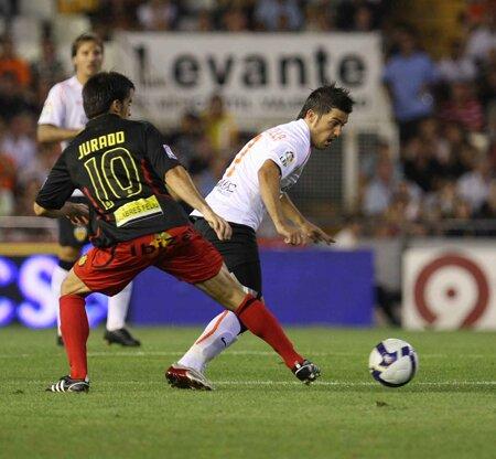 30.08.2008: Valencia CF 3 - 0 RCD Mallorca