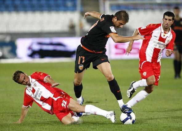 14.09.2008: UD Almería 2 - 2 Valencia CF