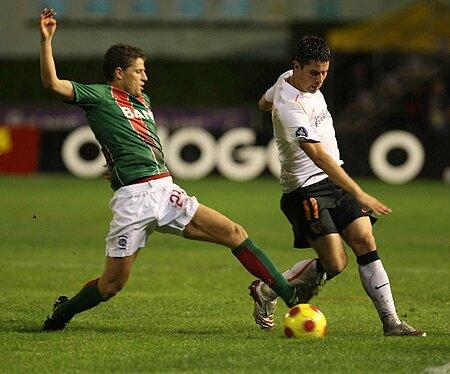 18.09.2008: CS Marítimo 0 - 1 Valencia CF