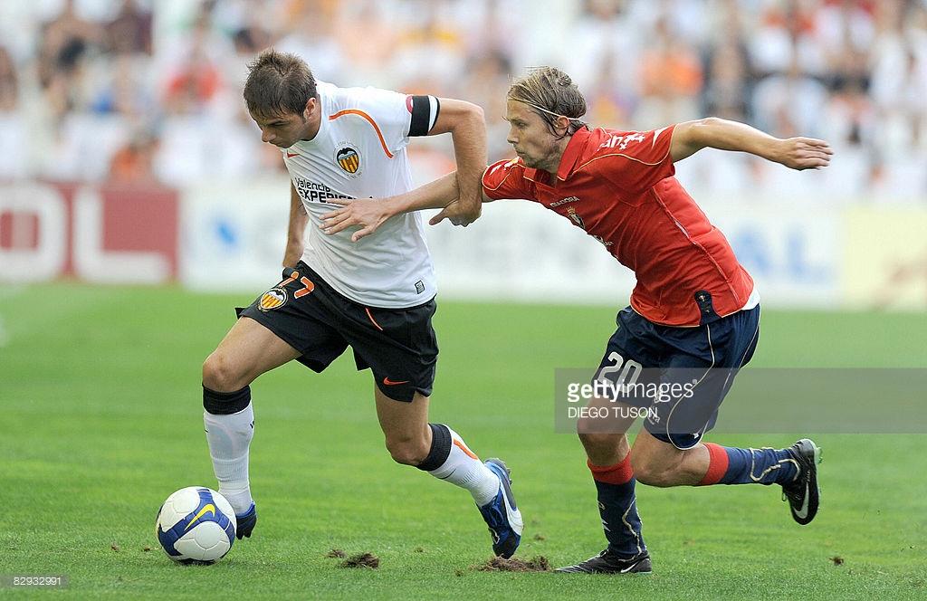 21.09.2008: Valencia CF 1 - 0 CA Osasuna