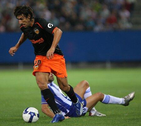 25.09.2008: Málaga CF 0 - 2 Valencia CF