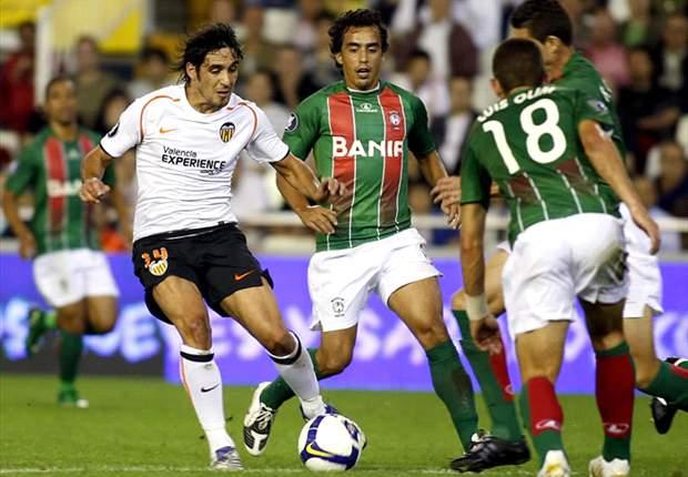 02.10.2008: Valencia CF 2 - 1 CS Marítimo