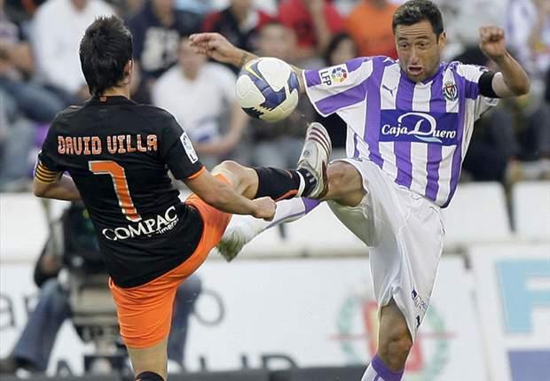 05.10.2008: Real Valladolid 0 - 1 Valencia CF