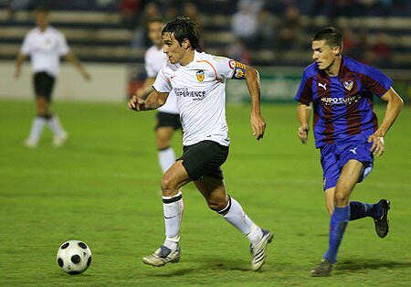 08.10.2008: UD Alzira 2 - 4 Valencia CF