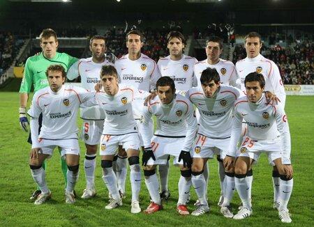29.10.2008: Portugalete 1 - 4 Valencia CF