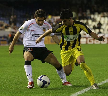 12.11.2008: Valencia CF 3 - 0 Portugalete