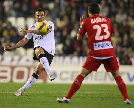 15.11.2008: Valencia CF 2 - 3 Sporting Gijón
