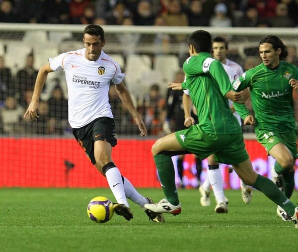 30.11.2008: Valencia CF 3 - 2 Real Betis