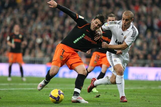 20.12.2008: Real Madrid 1 - 0 Valencia CF