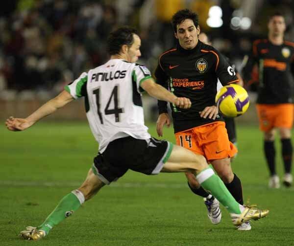 07.01.2009: Rac. Santander 1 - 1 Valencia CF