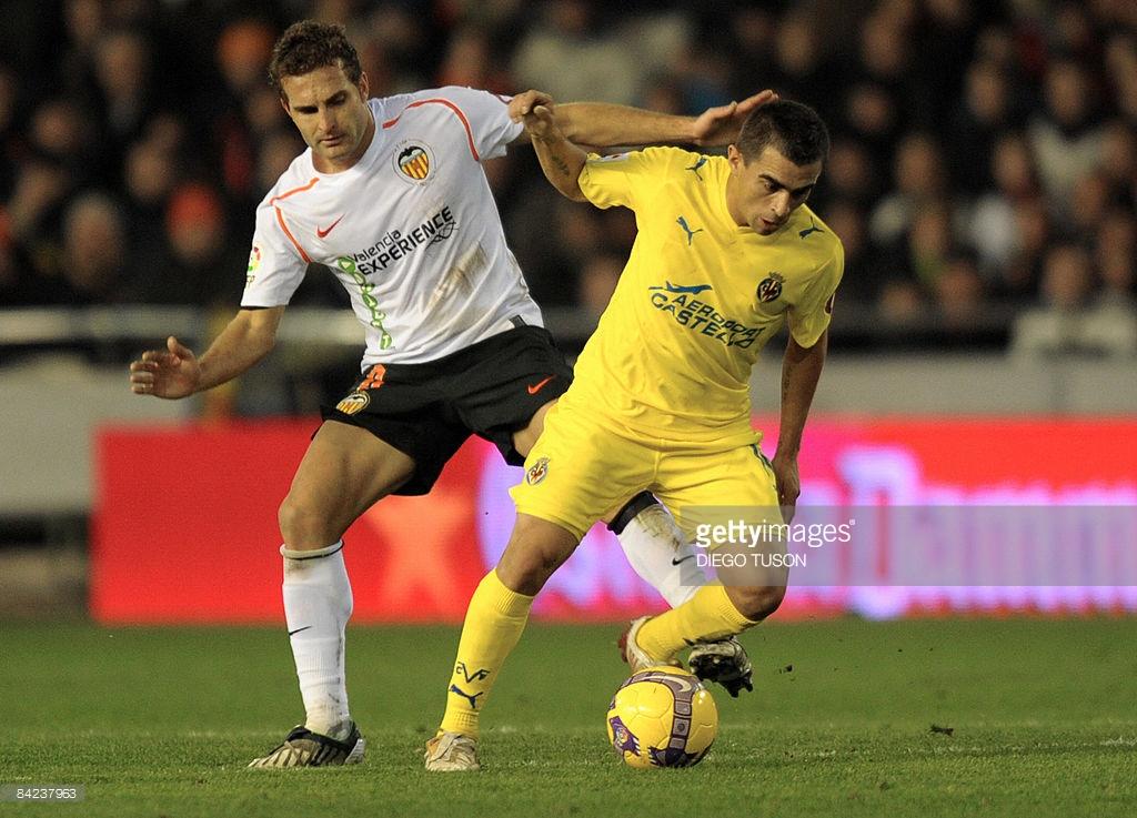 10.01.2009: Valencia CF 3 - 3 Villarreal CF