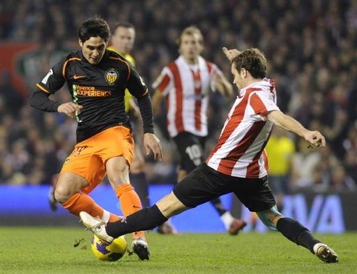 18.01.2009: Athletic Club 3 - 2 Valencia CF