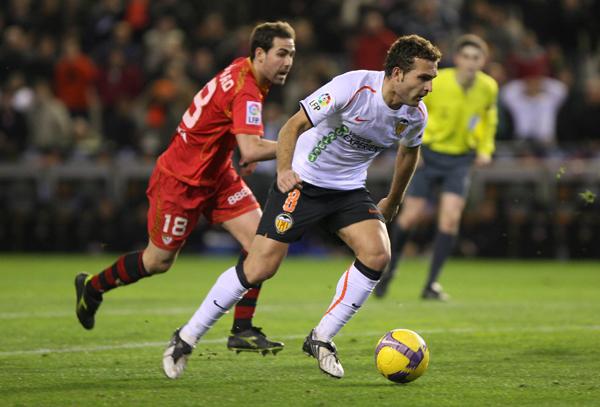 21.01.2009: Valencia CF 3 - 2 Sevilla FC